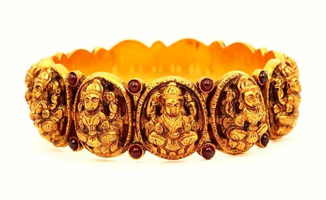 Gold Bangle Ashtalakshmi Vala