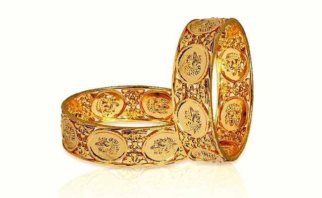 Ashtalakshmi Vala gold bangle