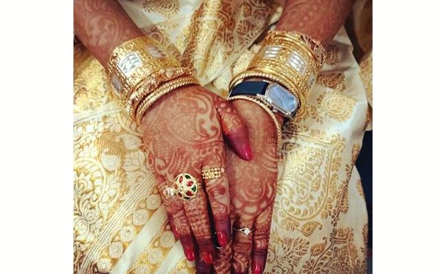 Gold Assamese Jewellery