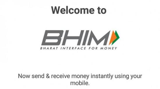 Bharat Interface for Money