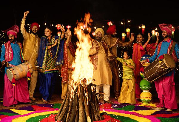 Lohri Celebration & Significance Of Gold