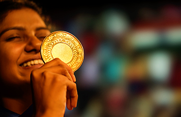 Gold & its association with sports