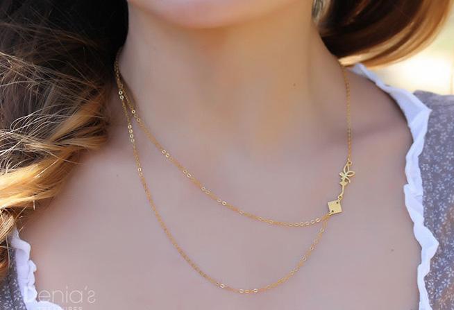 Delicate Gold Chain For Subtle Fashion