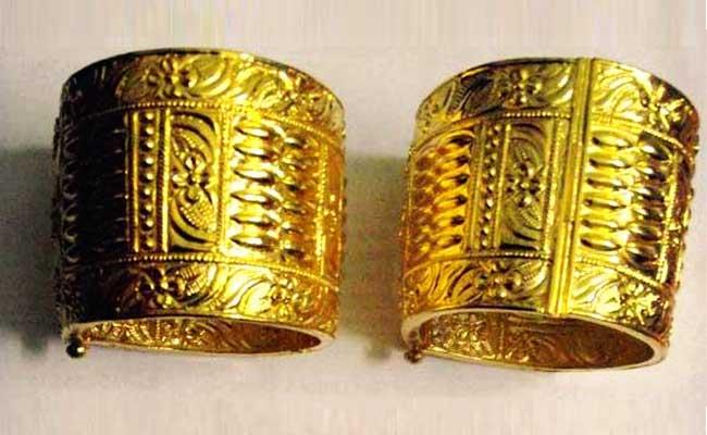 Gam Kharu - Traditional Gold Bangle