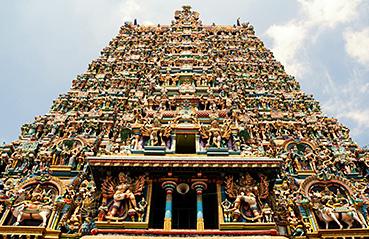Meenakshi Amma Temple