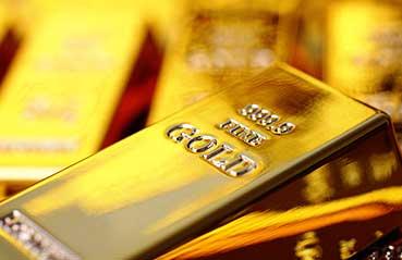 Gold reserves around the world
