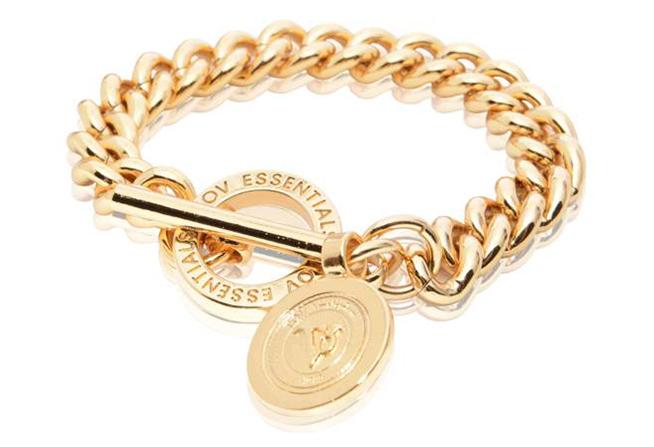 Stylish Designer Gold Bracelet