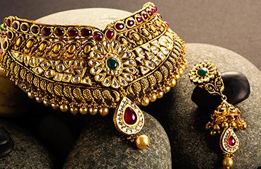 Golden Mughal jewellery interest it reawakened