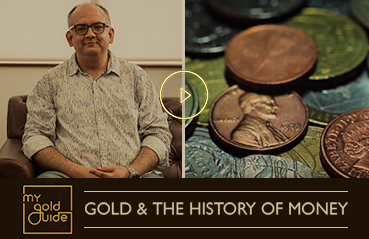 How and why did gold become money?