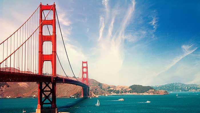How gold created California?
