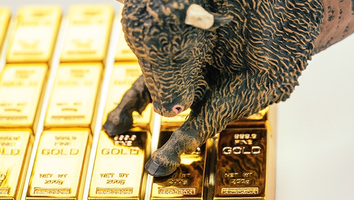 How has gold performed in the last 10 years?