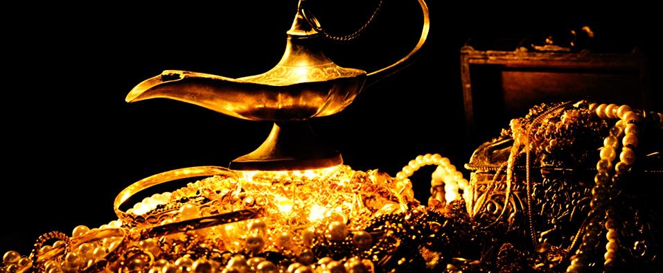 India's gold reserves - Savior of England's finances