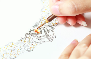 Gold jewellery designers and their inspirations