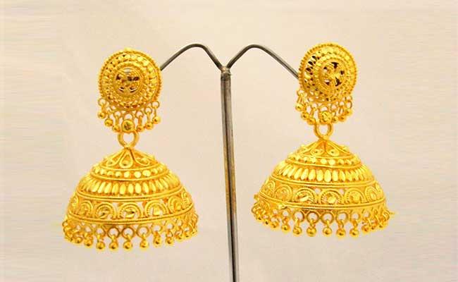 Gold Jimikki Designs