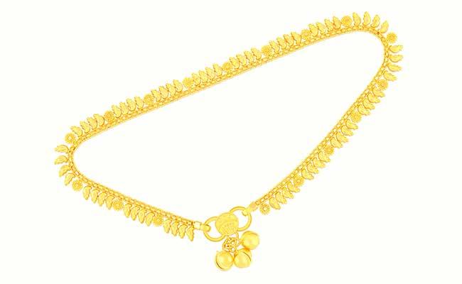 Gold Kolusu Design