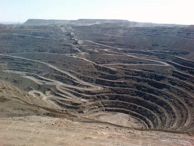 Muruntau Gold Mine, Uzbekistan