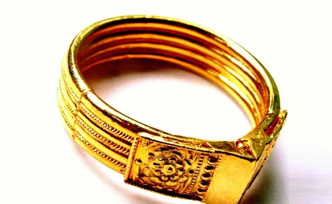 Muthi Kharu - Traditional Gold Bracelet