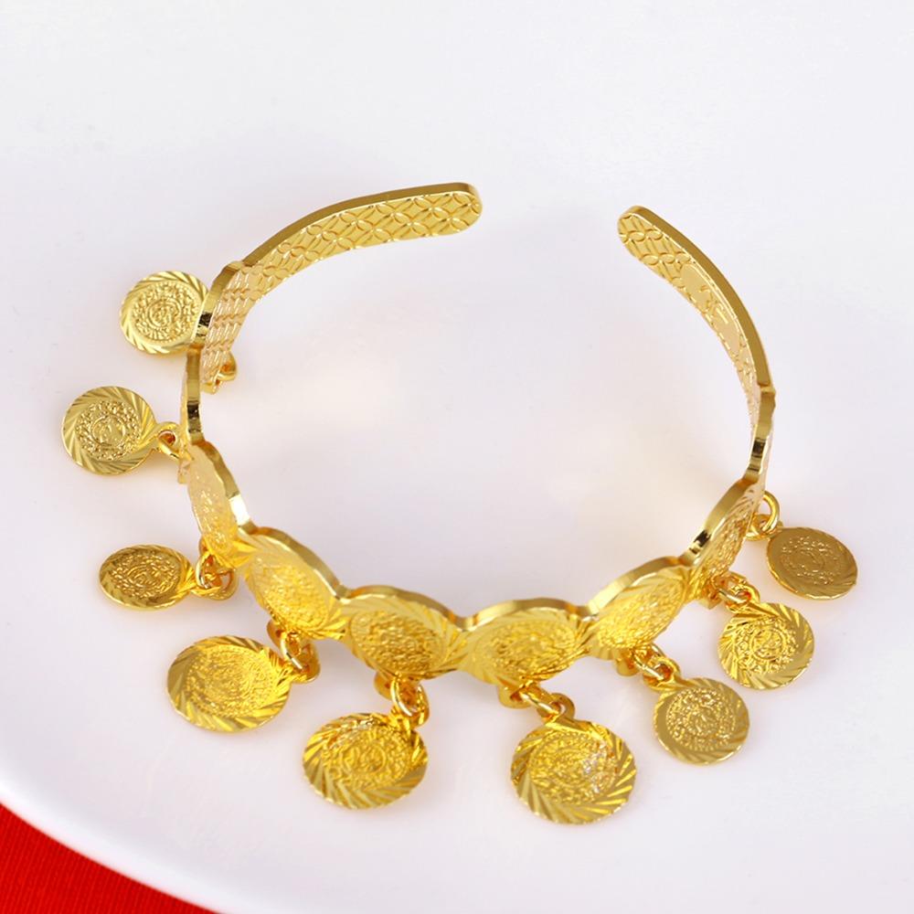 Gold Bracelet For Kids