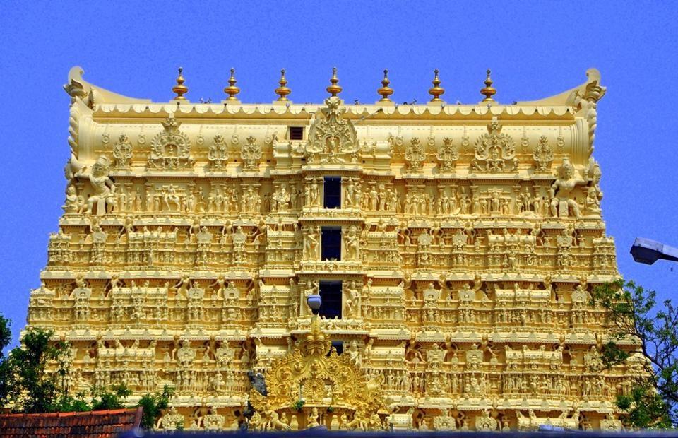 Glorious Padmanabhaswamy Temple