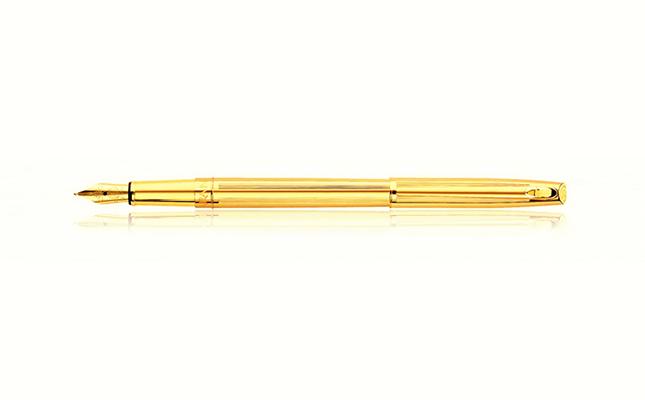 Gift gold pen