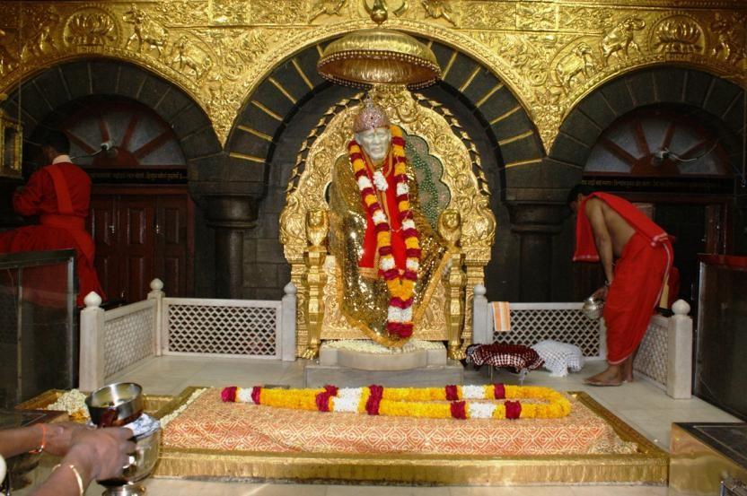 Shirdi Sai Baba Gold Reserves
