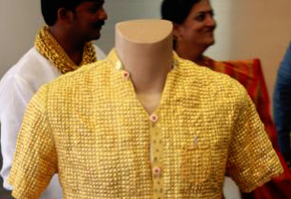 Stories about famous golden shirts