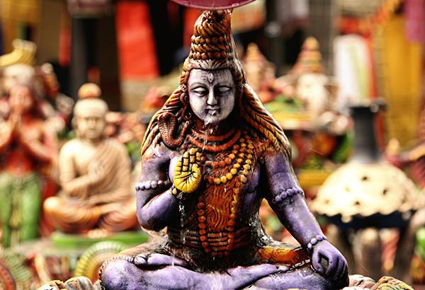 Tripura or Tripurajit Vimana, Lord Shiva's golden viman