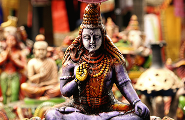 Lord Shiva's Tripura Viman