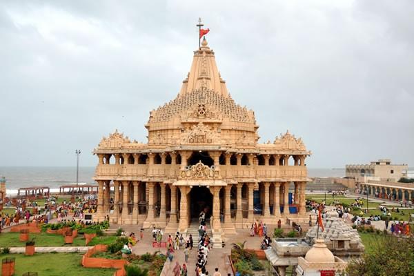 Somnath Temple Gujrat