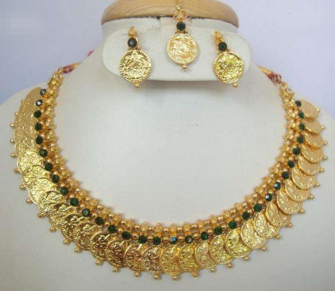 Lakshmi Kasu Gold