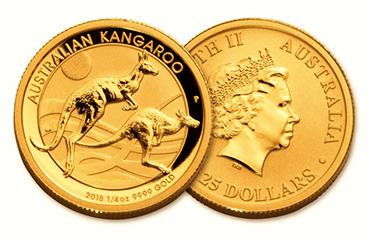 The Australian gold coins and bullion