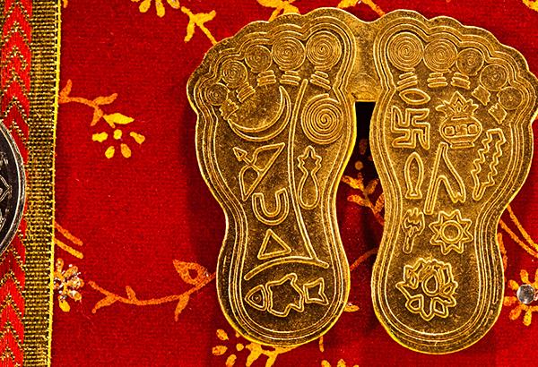Famous Gold Sandals