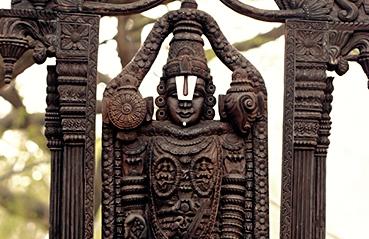 The golden story of Lord Venkatesh