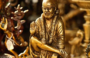 The golden story of Shirdi Sai Baba Temple