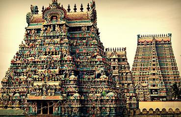 The golden story of Sri Ranganathaswamy Temple