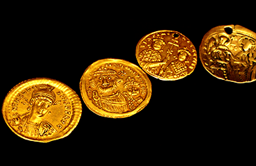 The role & uses of gold in Roman Empire