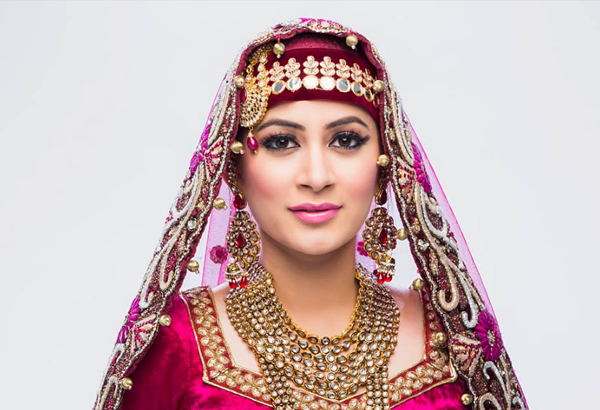 Kashmiri Bridal Jewellery