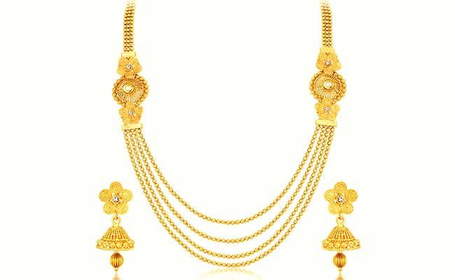 Chandan Haar gold