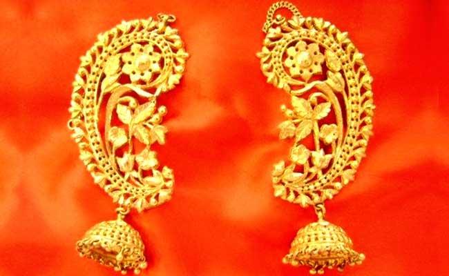 Kaanphool Earring
