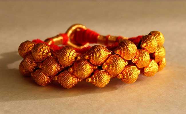 Gold Pahunchi