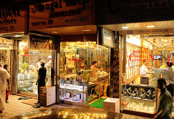 best shopping markets in Mumbai