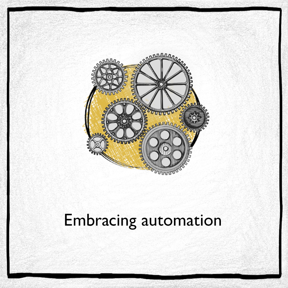 Automation in the Gold Mining Process