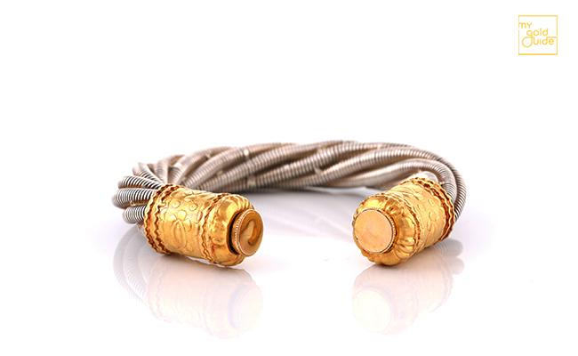Gold Body Jewellery Design
