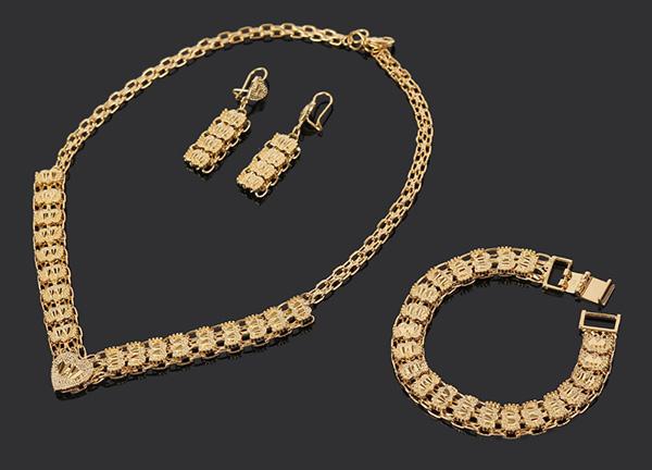 Fused Gold Design Set