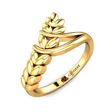 Stylish Gold Ring