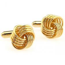 Classic Gold Earrings